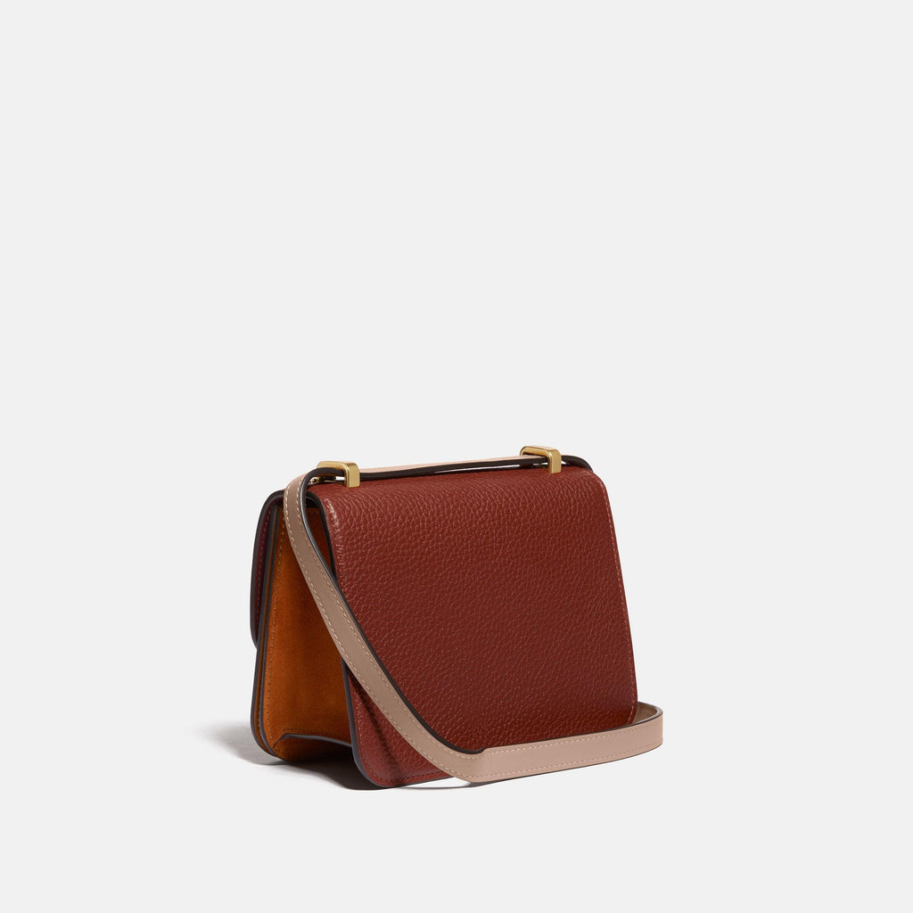 Alie Shoulder Bag 18 In Colorblock