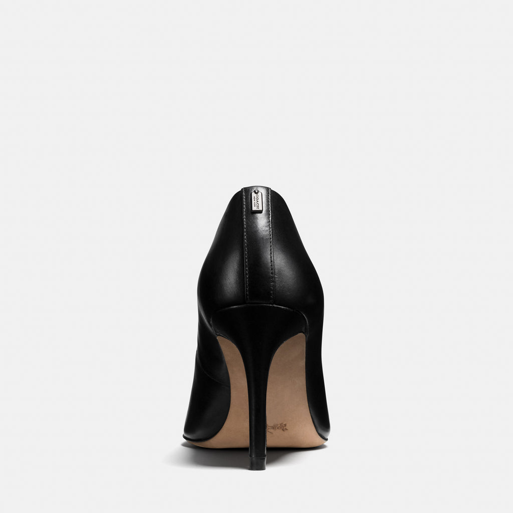 Smith - Leather Pointed Pump
