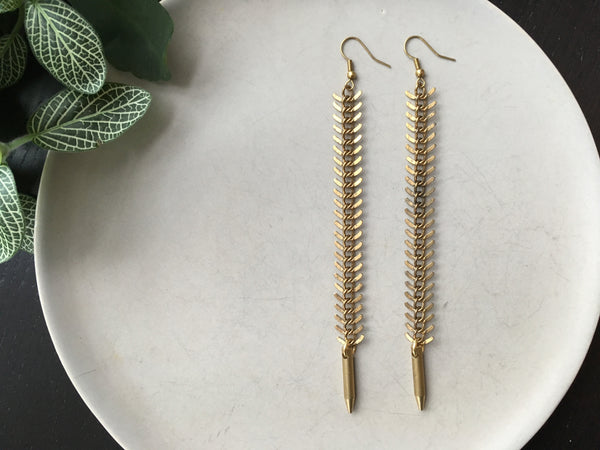 LUXX Drop Earrings