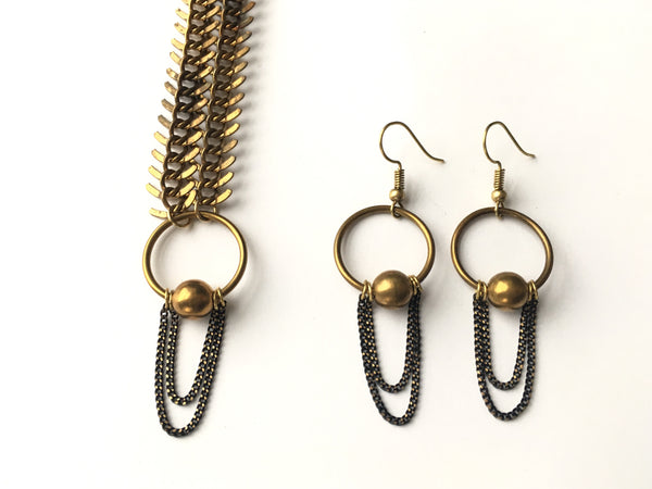 LUXX Hoop Earrings