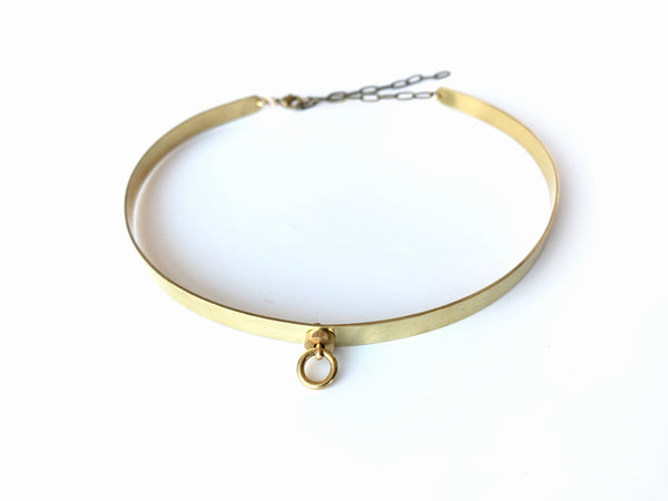 gold day collar