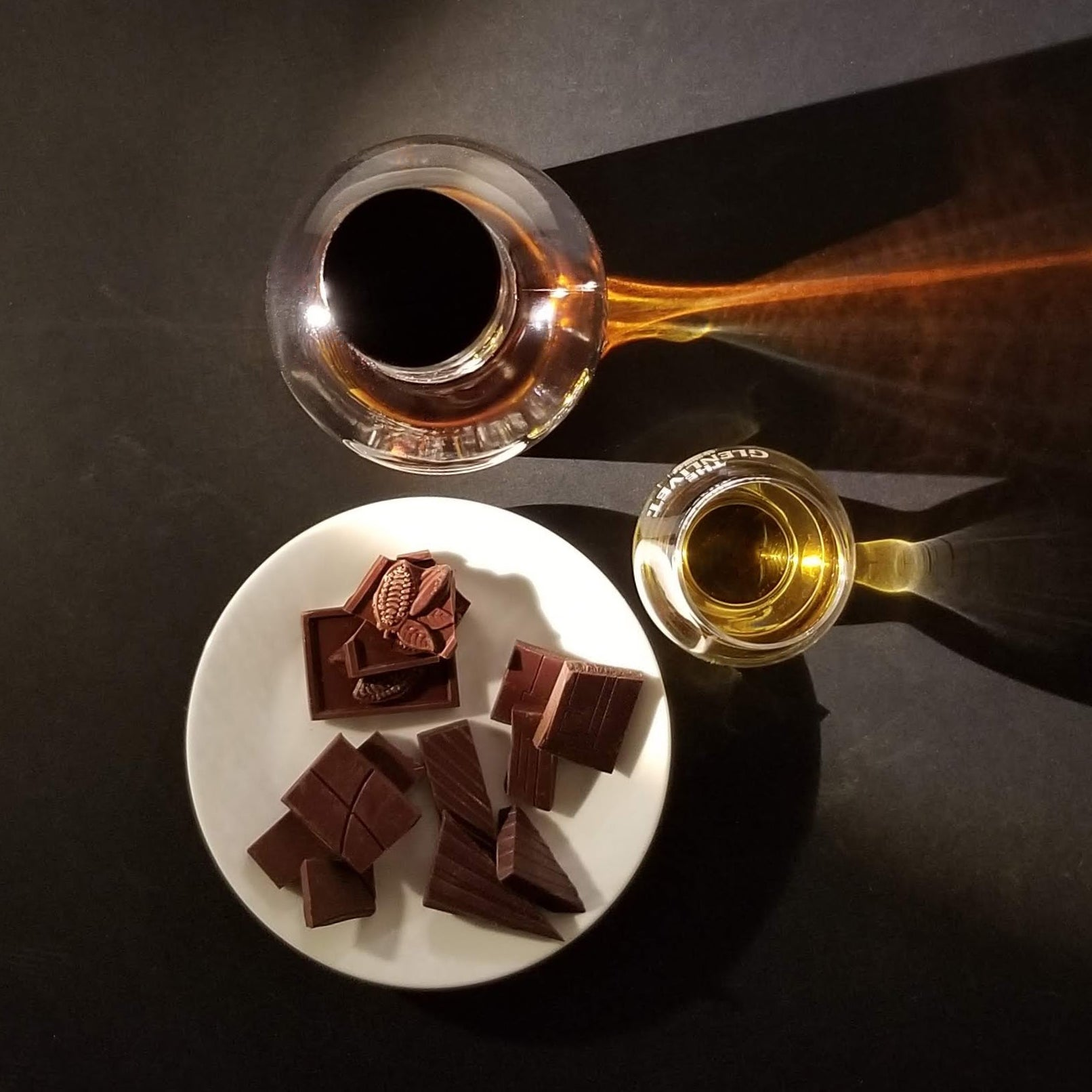 whisky and chocolate pairing notes, JoJo CoCo, Canada