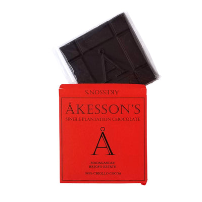 Akessons  Organic Chocolate in Canada