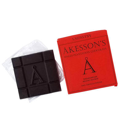 Akessons  Organic 100 % Chocolate in Canada