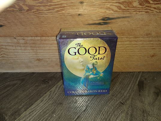 The Good Tarot by Collette Baron-Reid