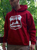 Wasatch Mountain Wranglers Logo Hoodie