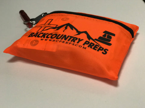 BackCountry Preps Essential Kit - TAUR Branded