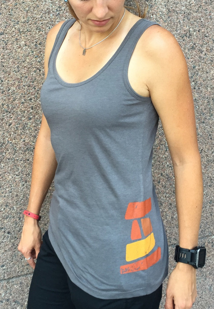 Trail And Ultra Running Women's Cotton Tank