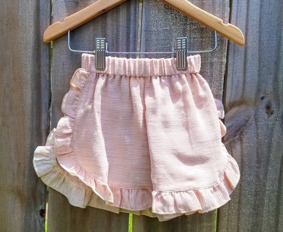 Rose Cecily Shorts