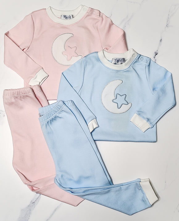 Moon Baby Pajamas