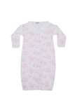Toile Baby Converter Gown