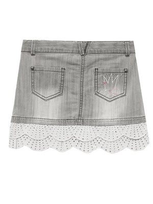 Denim Skirt for Girl - Dippla.Shop