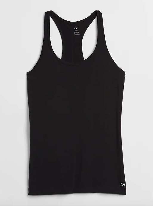 GapFit Breathe Racerback Tank Top - Dippla.Shop