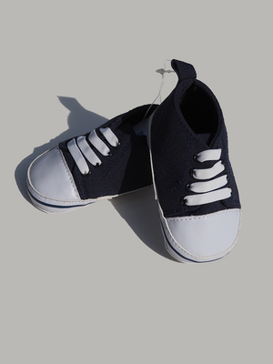 Skate Lace-Up Pram Boots for Babies (EU 14-17) - Dippla.Shop