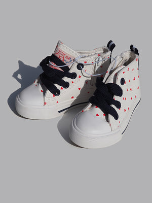 ZY Baby High Top Trainers (EU 20) - Dippla.Shop