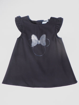 Disney Baby Minnie Mouse Dress With Tights - Dippla.Shop