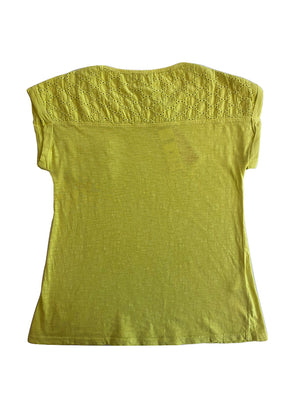 Stretch Knit T-Shirt For Girl - Dippla.Shop