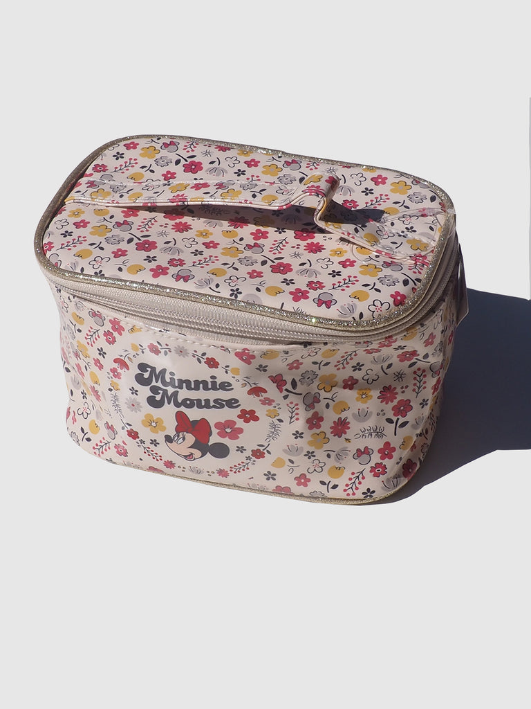 Disney Minnie Mouse Cosmetic Bag for Girl - Dippla.Shop