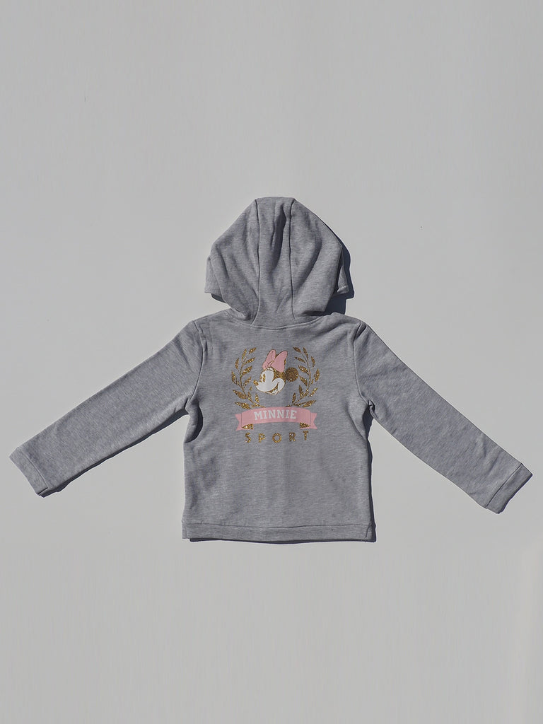 Disney Minnie zipped Hoodie - Dippla.Shop