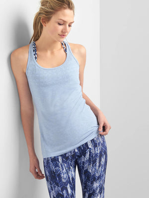 GapFit Breathe Mesh Back Tank Top - Dippla.Shop