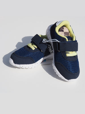 ZY Baby Boy Blue Trainers (EU 20) - Dippla.Shop
