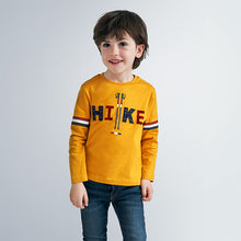 Load image into Gallery viewer, Mustard HIKE LS Tee