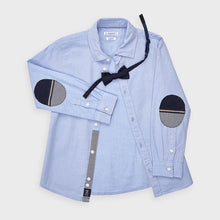 Load image into Gallery viewer, LS Boys Button Down w/Bow Tie