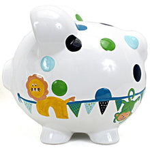 Load image into Gallery viewer, Circus Piggy Bank