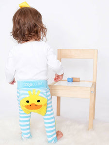 Zoocchini Legging and Sock Set - Duck