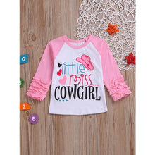 Load image into Gallery viewer, Little Miss Cowgirl Tee