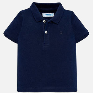 Mayoral Basic Navy Polo