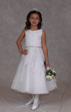 Load image into Gallery viewer, Teresa First Holy Communion Dress
