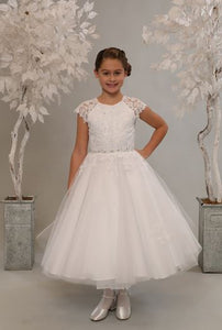 Cecilia First Holy Communion Dress