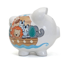 Load image into Gallery viewer, Noahs Ark Piggy Bank