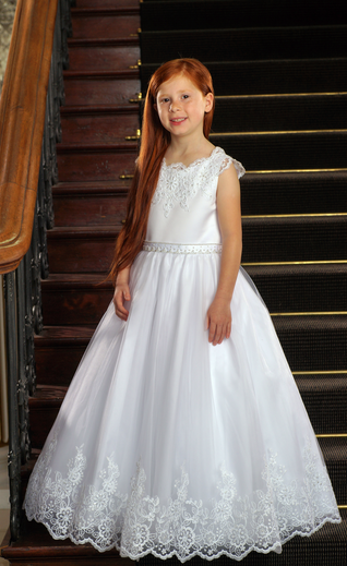 Josemaria First Holy Communion Dress