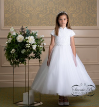 Load image into Gallery viewer, Regina First Holy Communion Dress