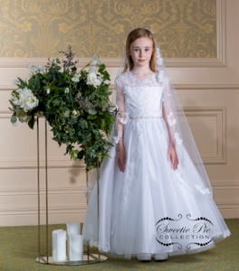 Clair First Holy Communion Dress