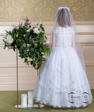 Load image into Gallery viewer, Clair First Holy Communion Dress
