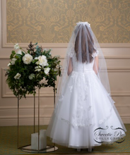 Load image into Gallery viewer, Dorothy First Holy Communion Dress