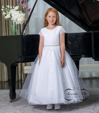 Isabella First Holy Communion Dress