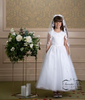 Genesis First Holy Communion Dress