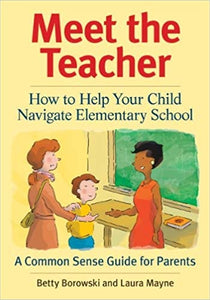 Meet the Teacher Book