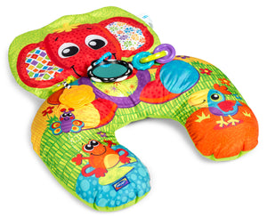 Elephant Hugs activity Pillow