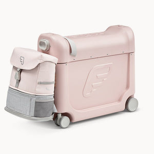 JetKids by Stokke Travel Bundle - Bed Box + Crew Backpack