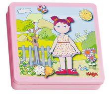 Load image into Gallery viewer, Dress-Up Doll Lilli Magnetic Game