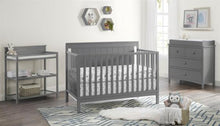 Load image into Gallery viewer, Lazio Convertible Crib