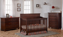 Load image into Gallery viewer, Napoli Flat Top Forever Crib