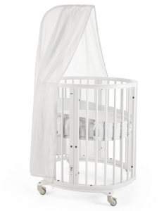 Stokke Sleepi Mini Bundle incl. Mini Mattress & Drape Rod