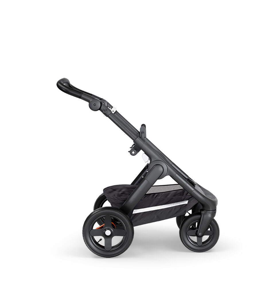 Stokke Trailz Black Chassis with Black Handle