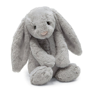 Bashful Grey Bunny- Large